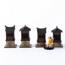 Petits temples pédestres