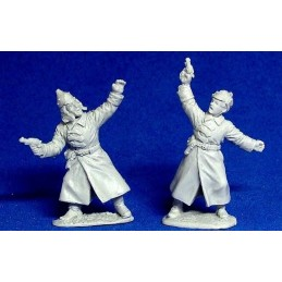 RED-01 Officiers bolcheviques