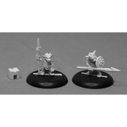 07020 Lanciers Kobolds