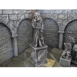 6079115 Statue de la mort
