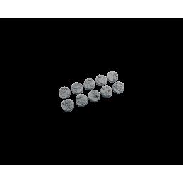 Bases de 25mm