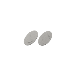Bases ovales de 90mm