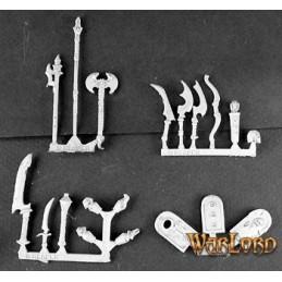 14294 Armes de squelettes,...