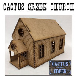 Eglise de Cactus Creek