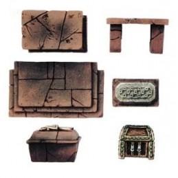 Accessoires Temple celtique