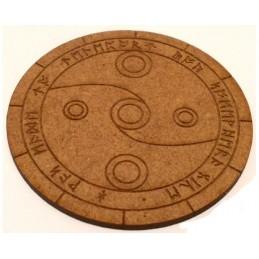 Cercle magique D