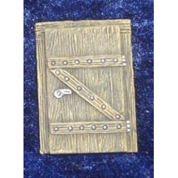 Porte (2,8 x 4 x 0,5cm)