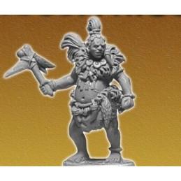 Le chef néolithique