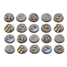 Bases rondes de 32mm (20)