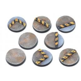 Bases rondes de 40mm (8)