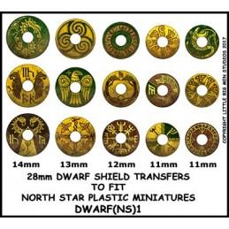 DWARF(NS)1 - Décalcos pour...