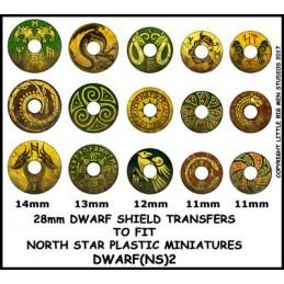 DWARF(NS)2 - Décalcos pour...