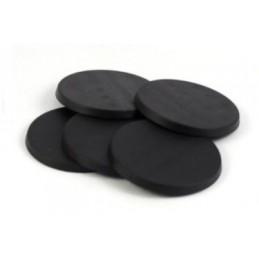 Bases rondes de 40mm (5)