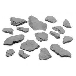 Pierres/rochers de montagne