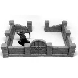 Murs/enceinte en pierre