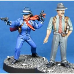 Combattants du crime