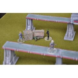 Kit passerelles raffinerie
