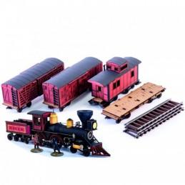 Set train de marchandises...