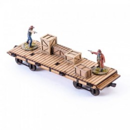 Wagon plateau