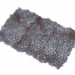 Dalle de sol pavé ancien