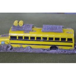 Epave de bus