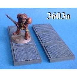 Sols (modèle 2) de 9cm x 3cm