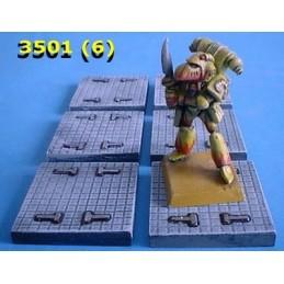 Sol (modèle 3) de 3cm x 3cm