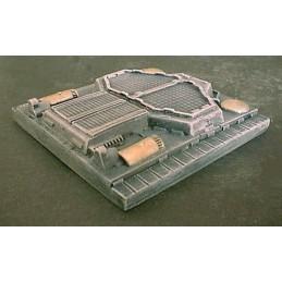 Sols (modèle 1) de 6cm x 6cm avec trappes/grilles