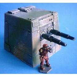 Az-tech Tourelle de canons