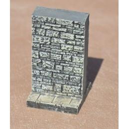 Murs de donjon 3cm