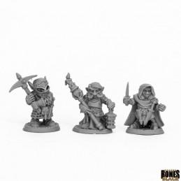 44060 Guerriers gnomes des...