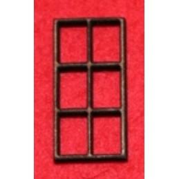 Fenêtre six carreaux