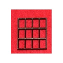 Fenêtre douze carreaux