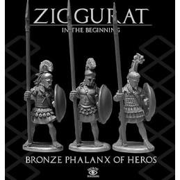 Héros des phalanges de bronze