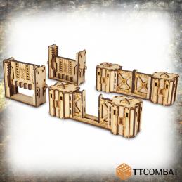 Iron labyrinthe - Portes/Sas