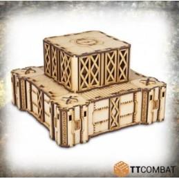 Iron labyrinthe - sols