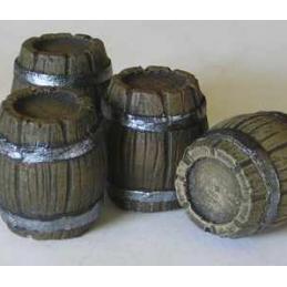 Tonneaux/barils (4)