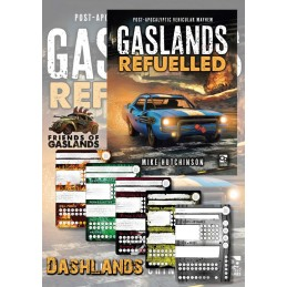 BP1692 - Gaslands Refuelled...