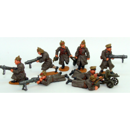 RA-03 Set de mitrailleuses...