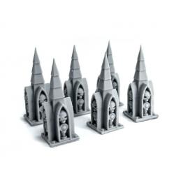 Petites colonnes/ossuaires...