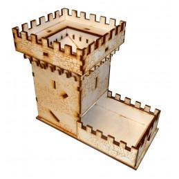 Tour à dés château fort