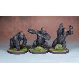 Gorilles géants