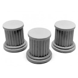 Piédestaux/colonnes