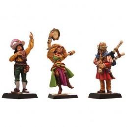 Troubadours et ménestrels