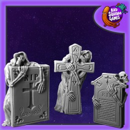 Tombes hantées (3)