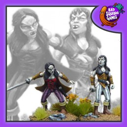 Les servantes du vampire