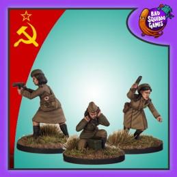 Commandement soviétique...