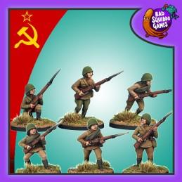 Soldates avec fusils (6)