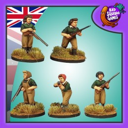 Women's Land Army (WLA) «...
