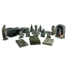 Accessoires pour cimetière...